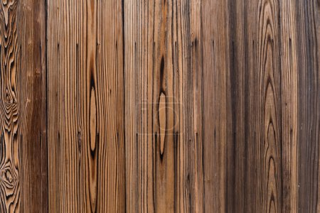 Brown wooden texture or background