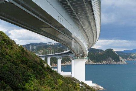 Naruto Bridge in Japan