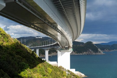 Bottom of Naruto Bridge