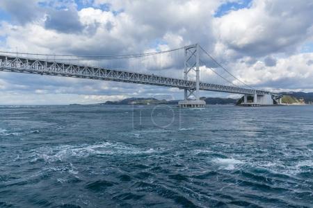 Onaruto Bridge in Tokushima
