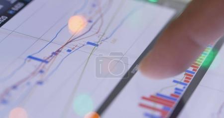 Stock market data information