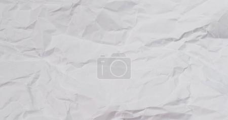 White paper wrinkle background