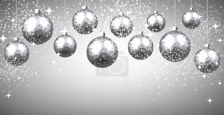 beautiful Christmas balls