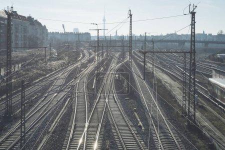 railway system in Berlin