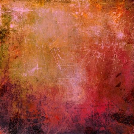 Abstract paint gradient background
