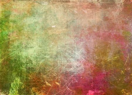 Abstract old paint gradient background
