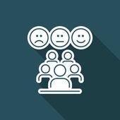 Rating team icon
