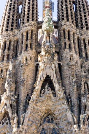 Church,Basilica in Barcelona, Spain