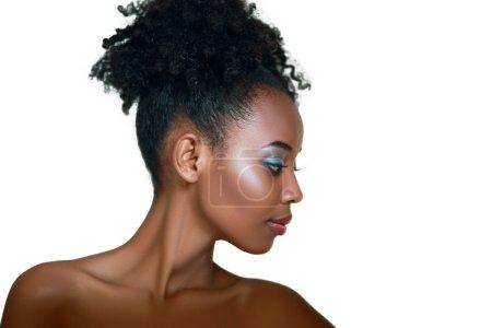Stunning african woman