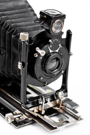 Old cameras close-up