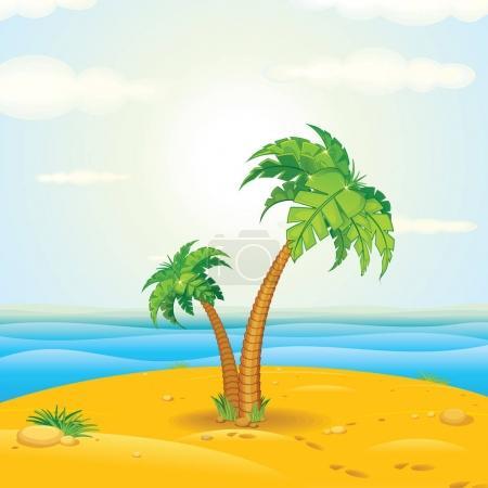 Tropical Image Island