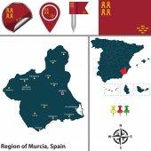 Region of Murcia Spain