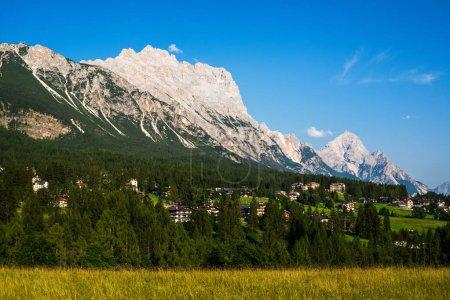 Mt. Sorapiss, Dolomites, Italy