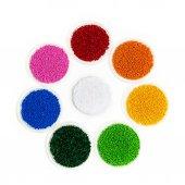 Polymerní barvivo. Barvivo pro plasty. Pigment v granulích