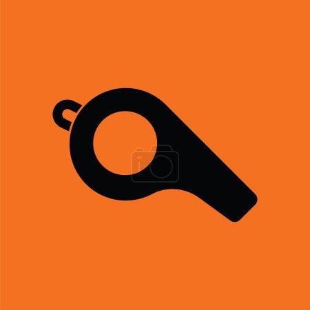 football whistle icon