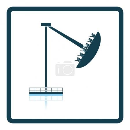 Boat the carousel icon