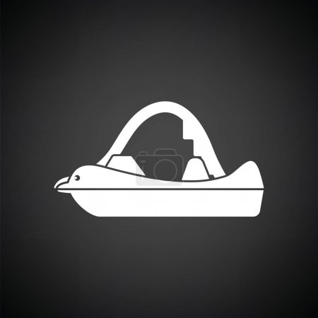 White boat icon