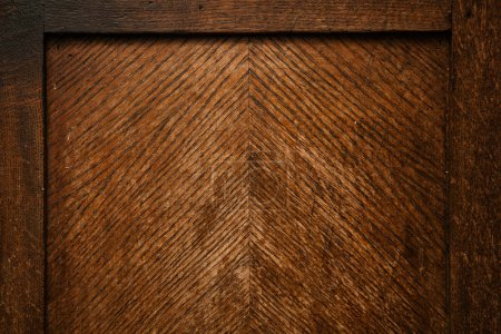 Vintage background of natural wood