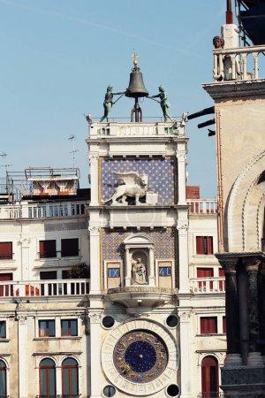 Le clocher de San Marco à Venise, Italie