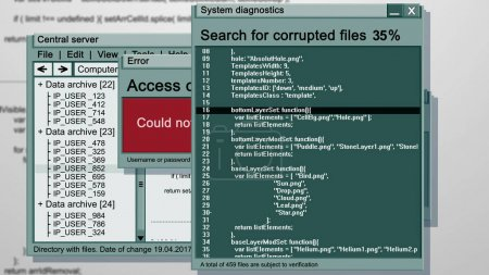 Windows file operation
