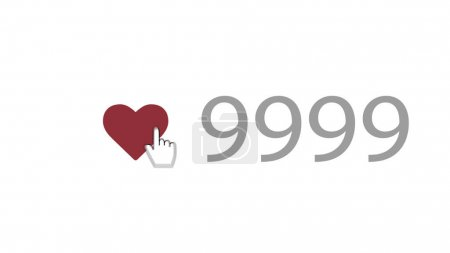 Love You Sign 9999