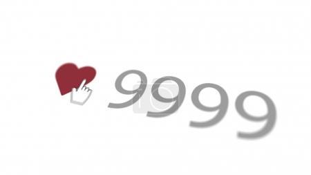 Askew Love You Sign 9999