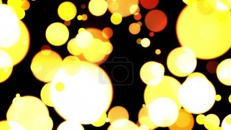 Mesmerizing Yellow Balls