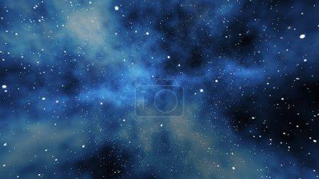 Milky-Way Galaxy Stars, Planets