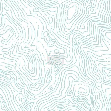 topographic contour map pattern.