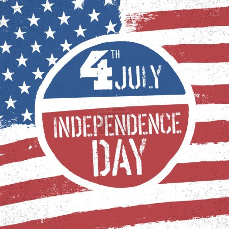 4th July Independence day.