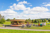 Beamish Steam Carousel