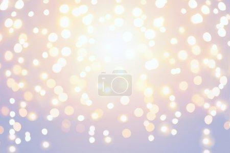 Foto de Fondo claro de vacaciones de Navidad - Imagen libre de derechos
