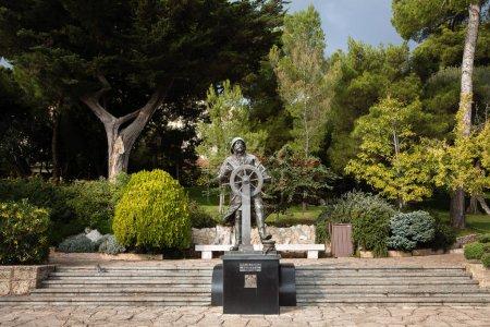 Statue of Prince Albert I