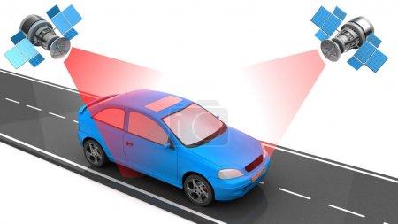 Car location tracking