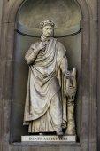 Dante Allighieri monument