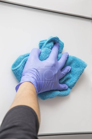 Professional Cleaning surface