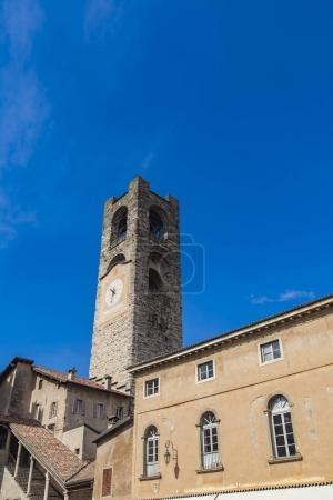 Campanone Torre Civica in Bergamo