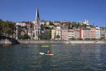 Lyon kayak 2017