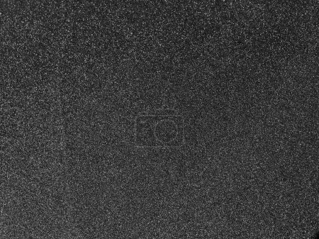 black abrasive paper texture background