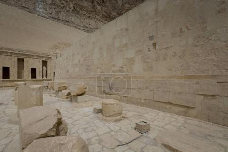 Ancient ruins of Queen Hatshepsut Temple, Luxor, E...