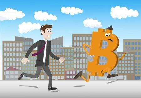 Bitcoin Money flees investors