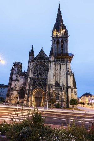 St Peter's Church in Caen