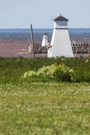 Port Borden Lighthouse on Prince Edward Island