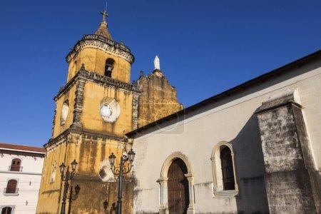 Photo pour Église Le souvenir à Léon. Léon, Nicaragua . - image libre de droit
