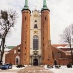 Oliwa Cathedral in Gdansk. Gdansk, Pomorskie, Pola...