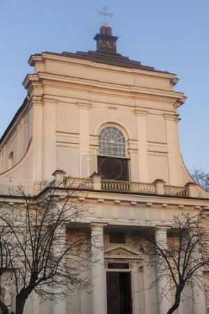 St. Stanislaus Church in Siedlce