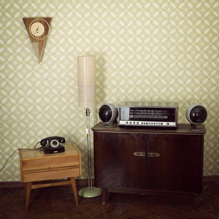 Old Vintage room