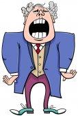 opera singer cartoon character