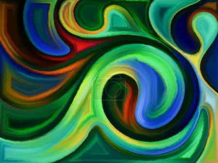 The Escape of Colors