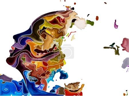 Paths of Self Fragmentation